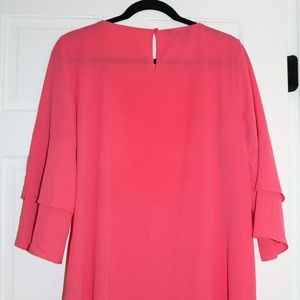 Pink/coral  Apt. 9 blouse like new